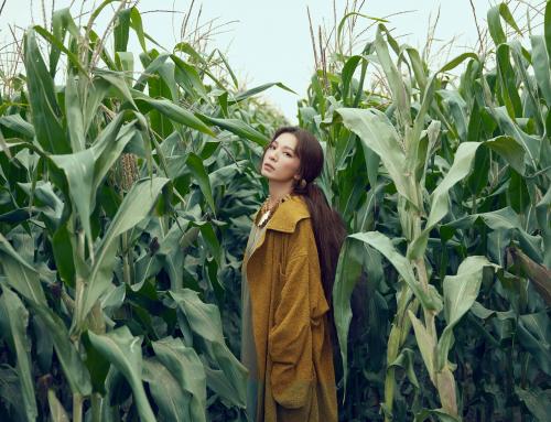 田馥甄新歌〈田〉MV變身玉米公主,「像是與外星人談戀愛,令人費解又無法自拔。」