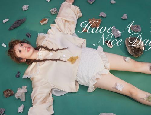 在感覺糟糕的時候,還好有魏如萱的新專輯《HAVE A NICE DAY》